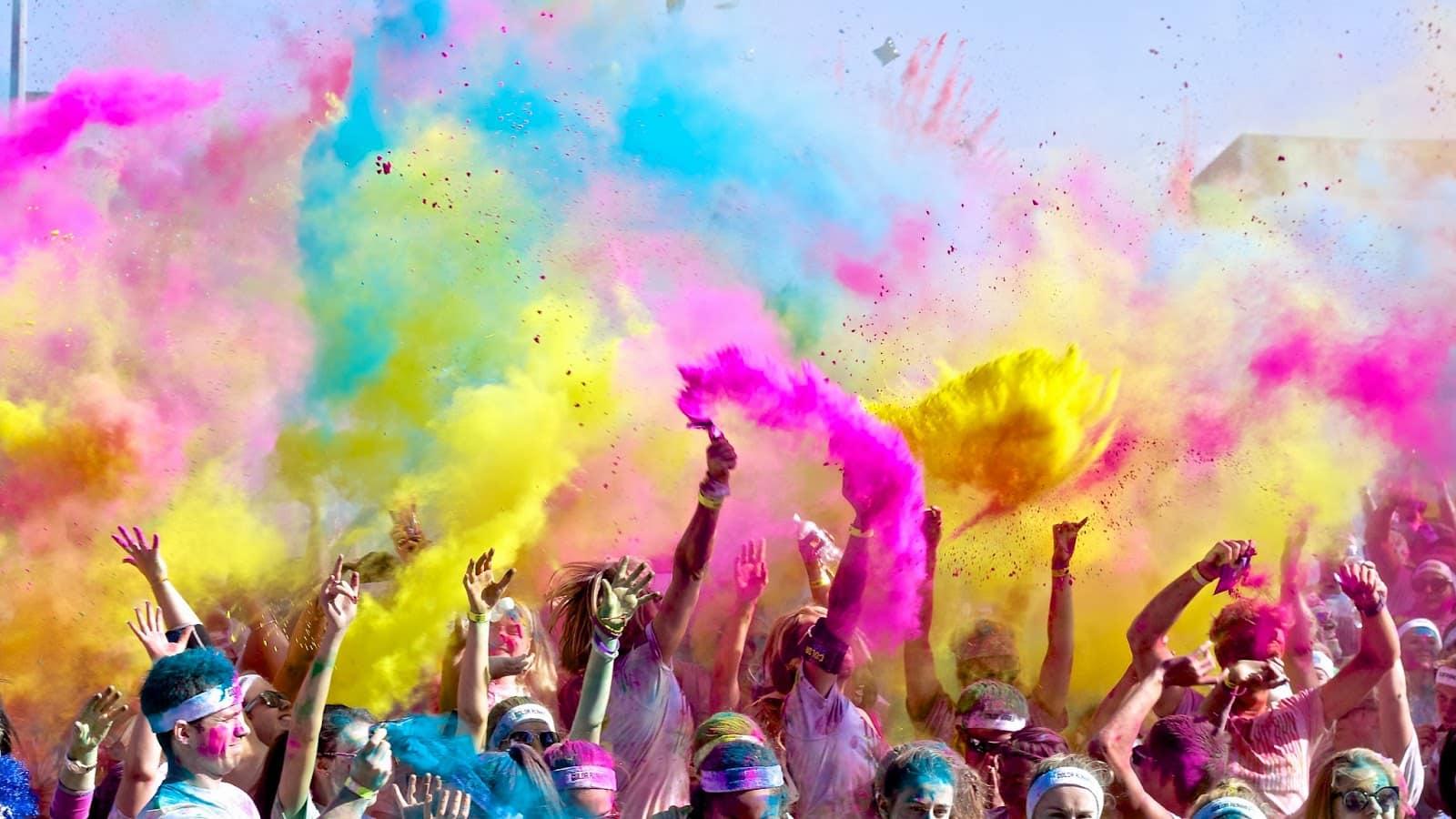 Ce qu'il faut savoir sur la Color Run