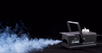 Comment entretenir une machine à fumée