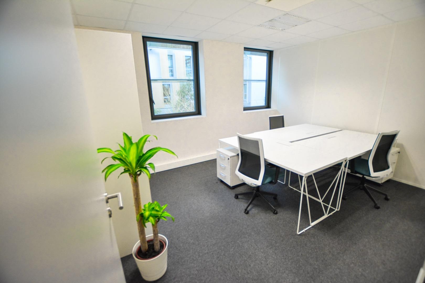 Fonctionnement d'un espace de coworking
