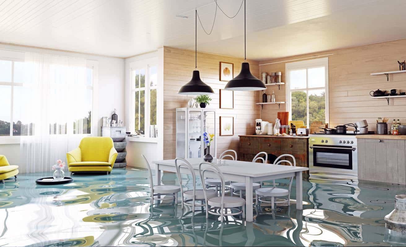 inondation maison assurance