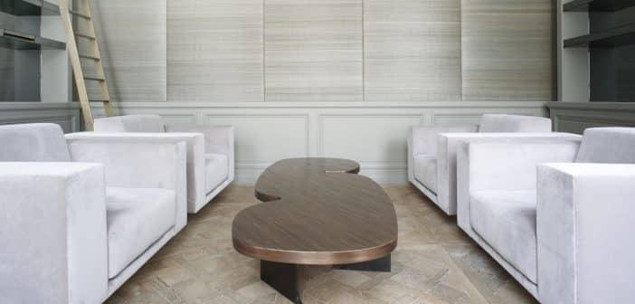 Comment ajouter du bois brut à sa décoration d'intérieur ?