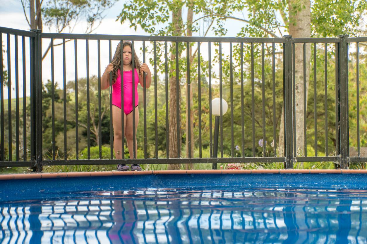 piscine enfant sécurité